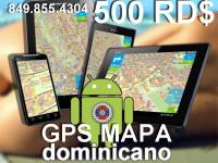 Android GPS Mapa Dominicano