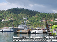 Samana Map & all Dominican Republic cities map