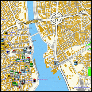 mapas GPS Dominicana