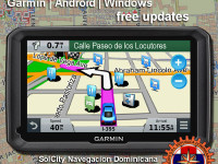 Garmin Dominican Republic and Haiti Maps