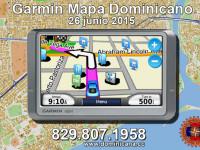 Actualziar un GPS Mapa Dominicano para el Garmin